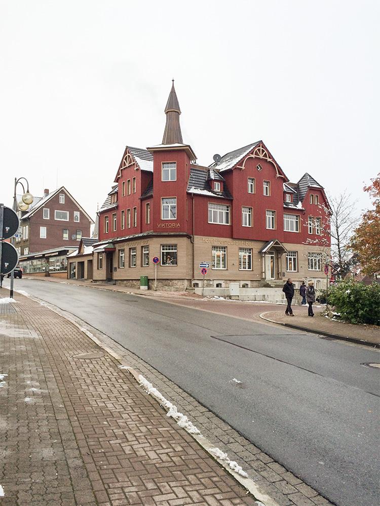 Hotel Viktoria // Braunlage